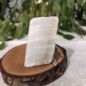 Rough cut stone